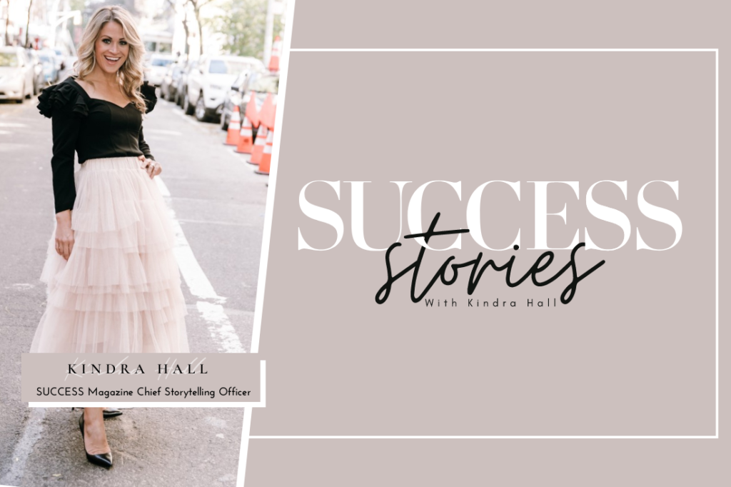 Sunday Stories With Kindra Hall