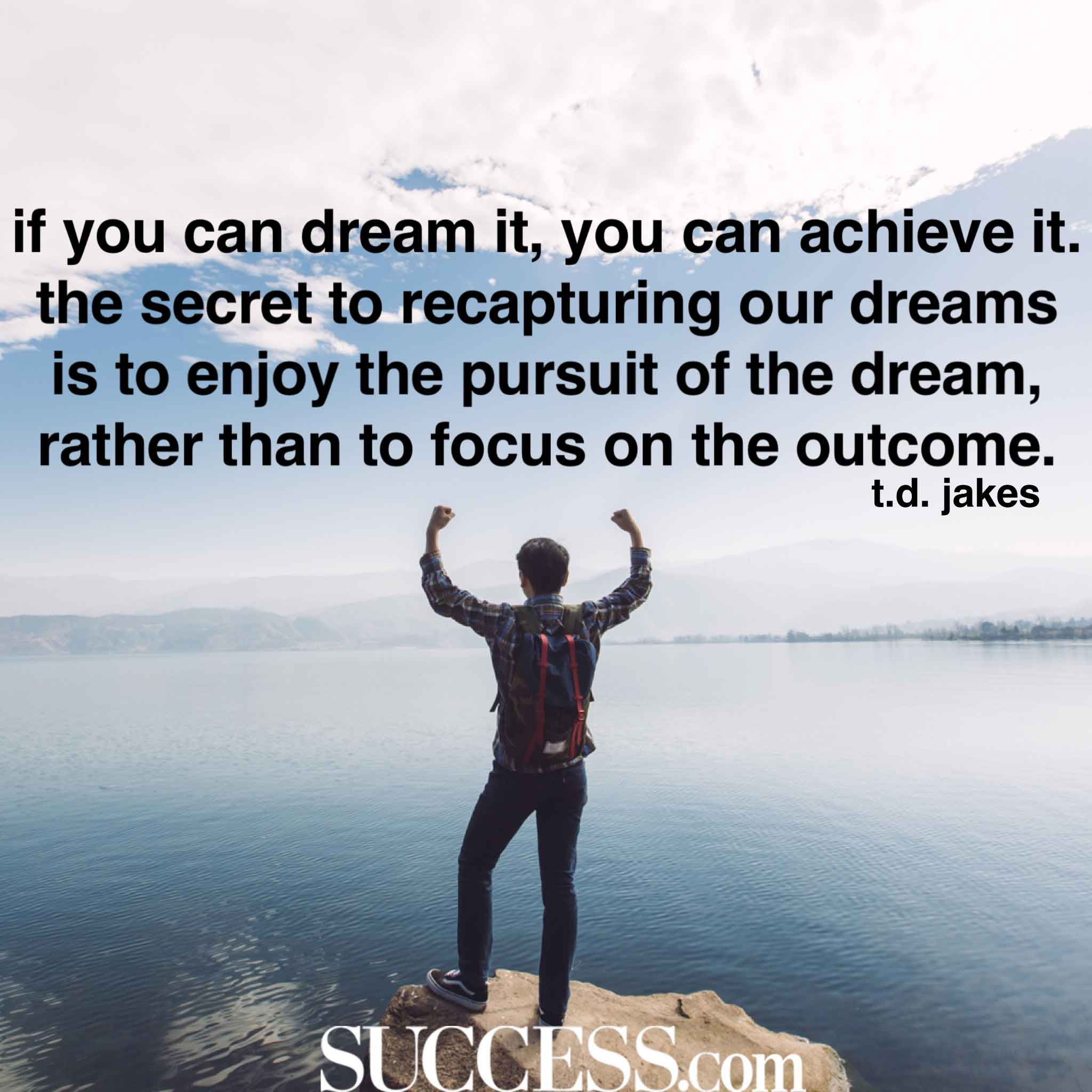 17 Powerful T.D. Jakes Quotes to Push You Forward