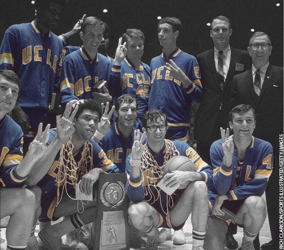 How John Wooden Achieved Unforgettable Greatness